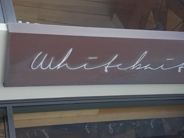 Whitebait Restaurant Clyde Quay Wharf